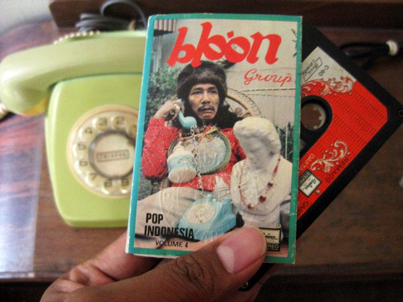 Blo'on Group - Pop Indonesia Vol. 4 (kaset, Remaco)