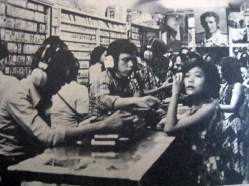 Suasana-Toko-Kaset-akhir-1970-an