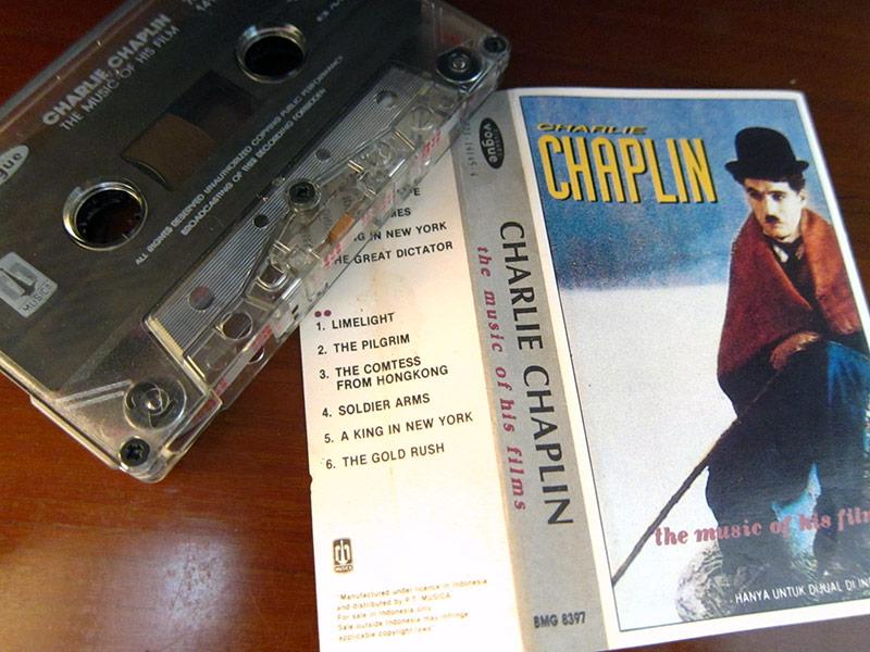 Chaplin_kaset