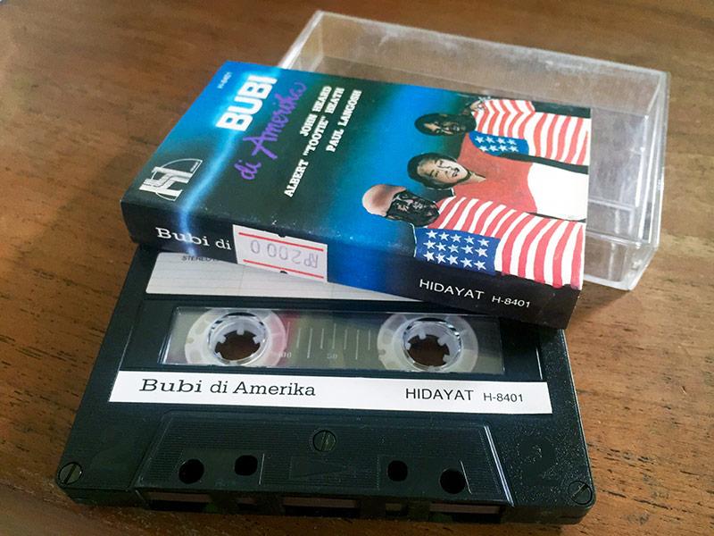 Bubi-di-Amerika_kaset