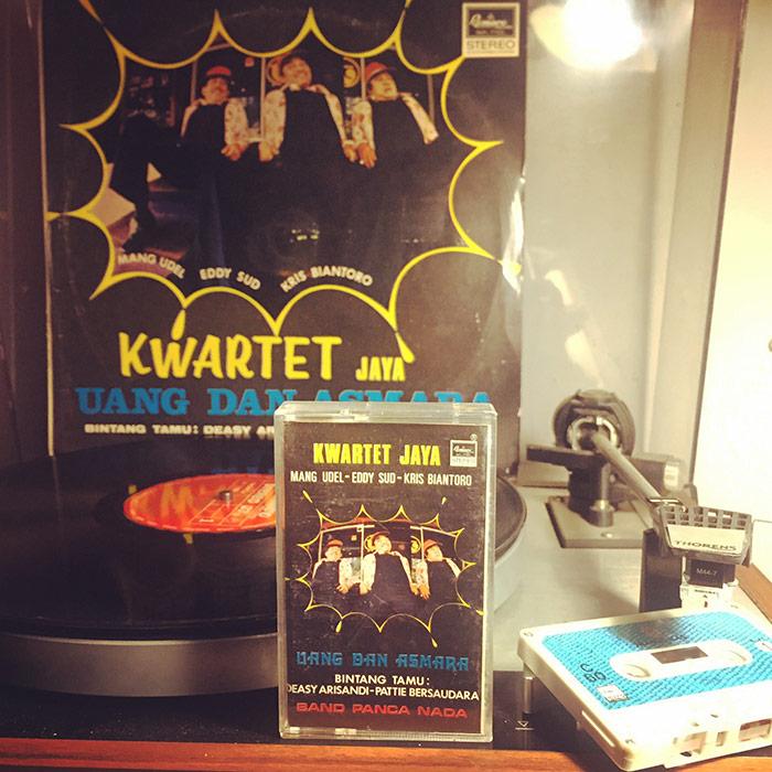 KwartetJaya_vinyl