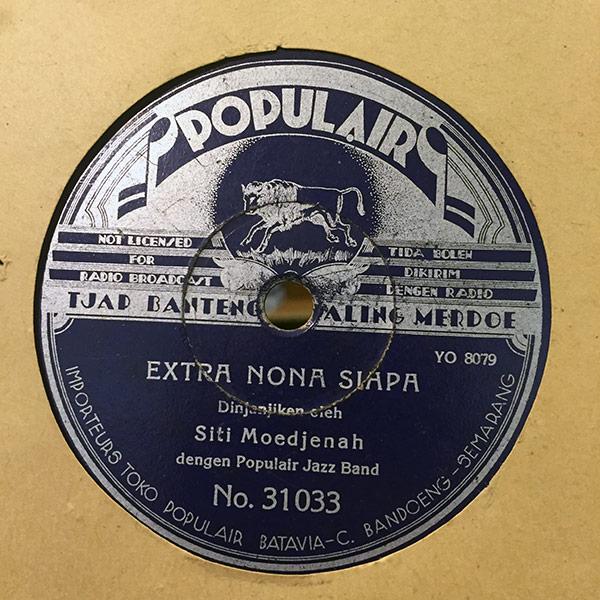 Extra-Nona-Siapa-78rpm_still