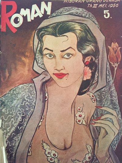 majalah_roman_desember_1956