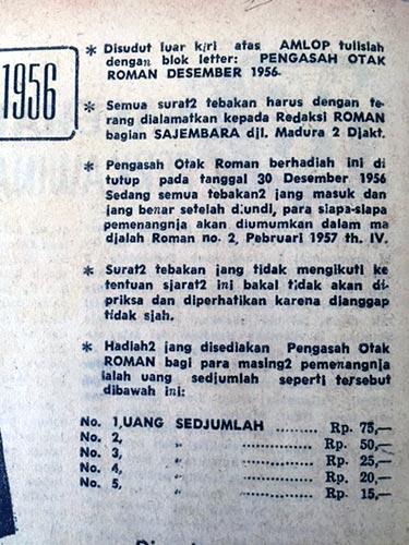 tekatekisilang_desember_1956